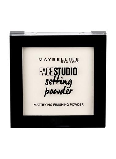 Maybelline Face Studio Matlaştırıcı Ve Sabitleyici Pudra - Ivory Ten